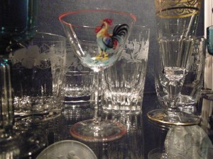 Bar Radio glassware 2